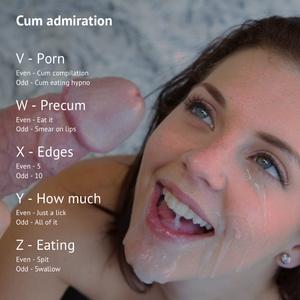 Cum admiration
