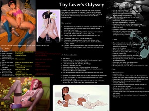 Toy Lover's Odyssey