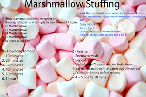 Marshmallow Stuffing