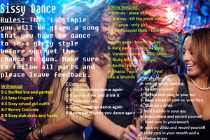 Sissy dance 2