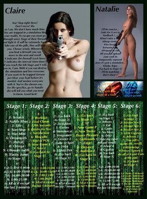 Cock Hero Matrix