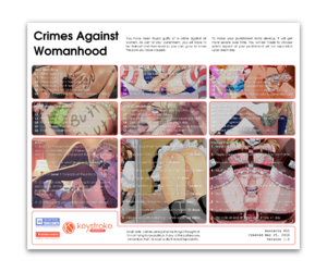 Crimes Against Womanhood