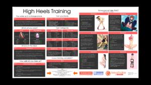 High Heels Training
