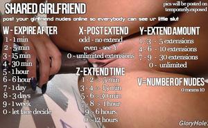 Shared Girlfriend