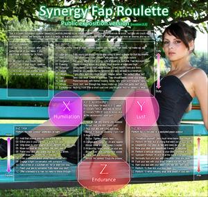 Synergy Roulette - Public Exposition