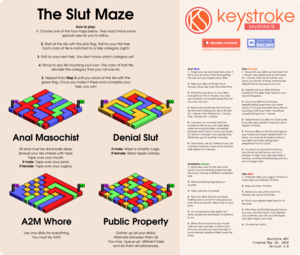 The Slut Maze