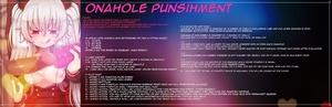 Onahole Punishment