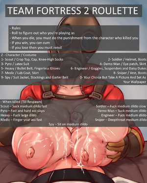 Team Fortress 2 Roulette