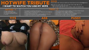 Hotwife Tribute
