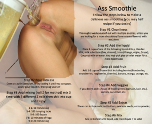 Ass Smoothie