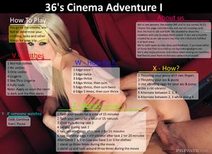 36s Cinema Adventure