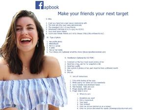 Facebook fap