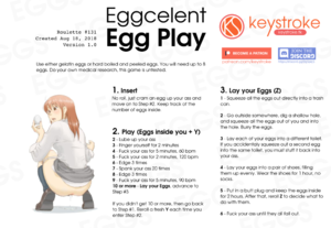 Eggcelent Egg Play