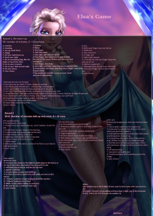 Elsa's challenge frozen futa