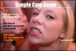 Simple cum game