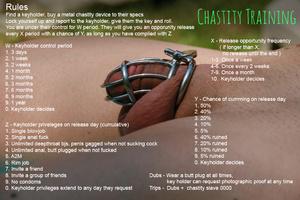 Extreme Chastity Training