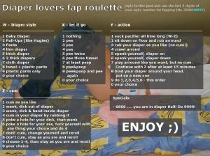 diaper lovers fap roulette