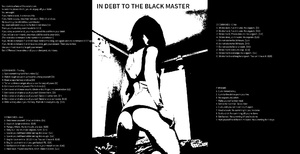 In debt to the black master