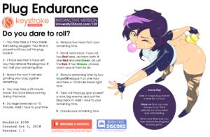 Plug Endurance