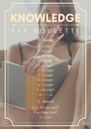 Knowledge Roulette