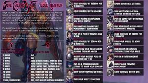 Soul Calibur VI Edge Master