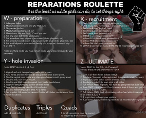 Reparations Roulette