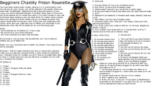Chastity Prison
