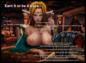 HearthStone Earn it or be a slave