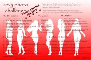 Sexy Foto Herausforderung (Pflicht) - Party Edition Deutsch