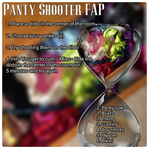 Panty Shooter FAP