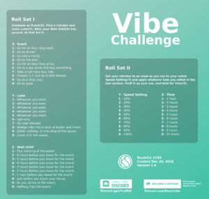 Vibe Challenge