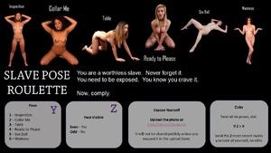 Slave Pose Roulette
