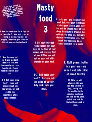 Nasty food 3
