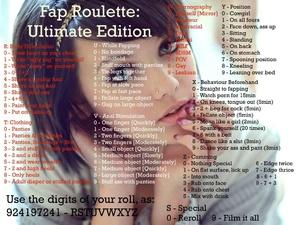 Fap Roulette