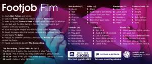 Footjob Film