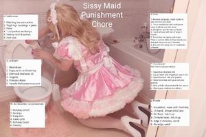 Sissy Maid punishment chores