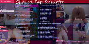 Shared Fap Roulette