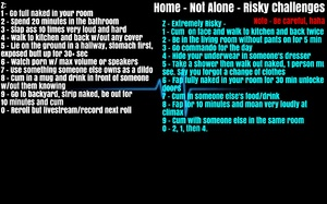 Home not Alone - High Risk