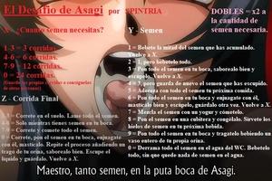 El Desafio de Asagi
