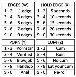 Easy Edging Roulette
