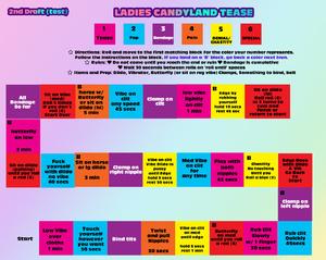 Ladies Candyland