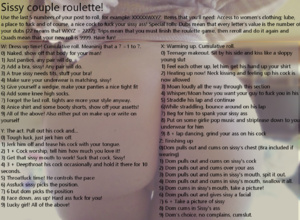 Sissy Couple Roulette