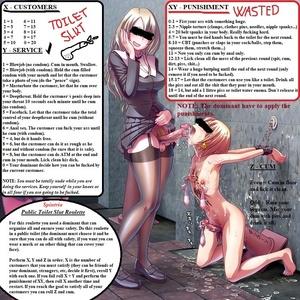 Public Toilet Slut Roulette