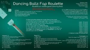 Dancing Ballz: Fap Roulette English Version