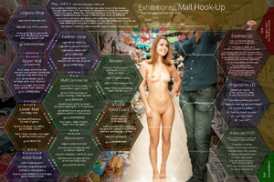 Exhibitionist Mall Hook-Up
