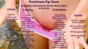 punishment fap game