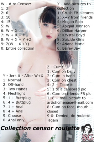 Censor your collection