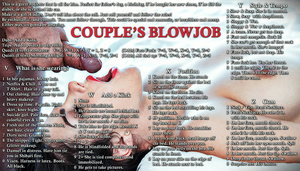 Couple's Blowjob Roulette