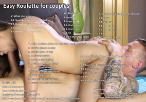 Easy roulette for couples