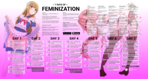 7 Days of Feminization